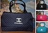 Молодежная спортивно-повседневная женская сумка Chanel