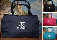 Молодежная спортивно-повседневная женская сумка Chanel, фото 1