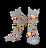 Шкарпетки дитячі АфРика 310к 1127 сірий, фото 2
