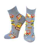 Шкарпетки дитячі АфРика 310к 1127 сірий, фото 3
