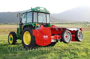 Подрібнювач пожнивних залишків FPM Agromehanika RM-280