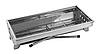 Переносной мангал BBQ-5002 Портативный мангал гриль барбекю 48х34х59см угольный металлический на пикник, фото 2