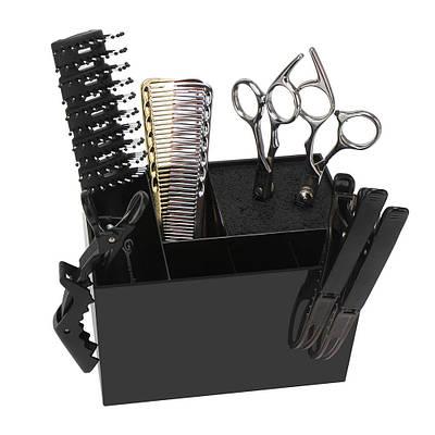 Подставка для парикмахерских инструментов на 6 секций