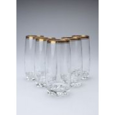 Набор стаканов 6 шт 360 мл 20520