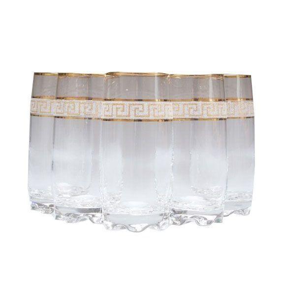 Набор стаканов 6 шт 370мл 21474