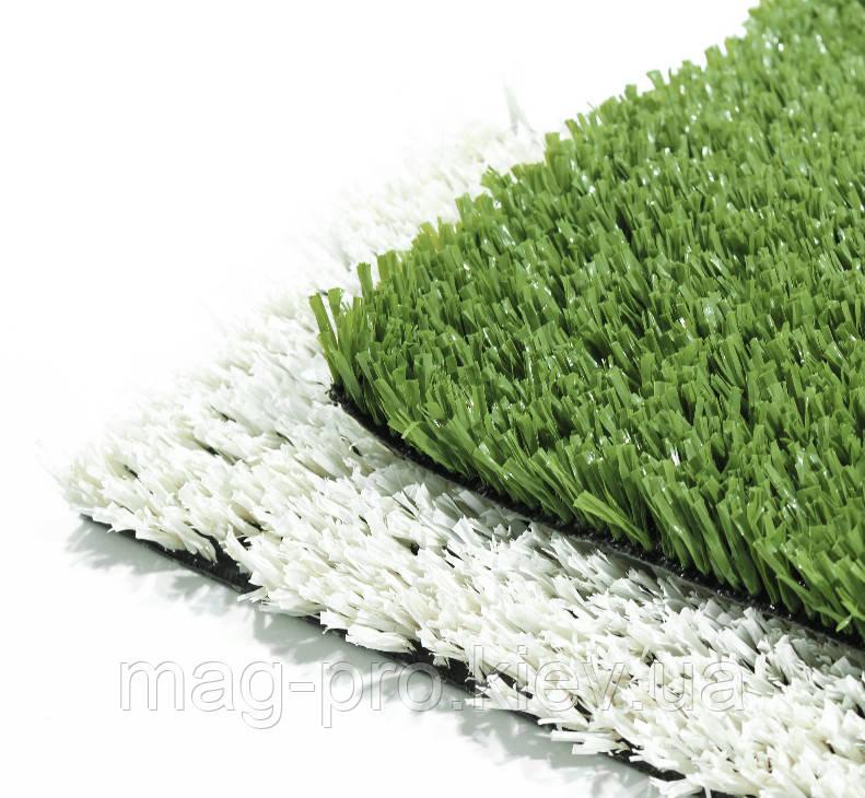 Спортивная искусственная трава мультиспорт 20мм.