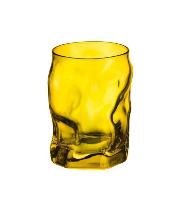 Набір склянок Bormioli Rocco Sorgente Ferro 340420-Q-04021705 300 мл 3 шт