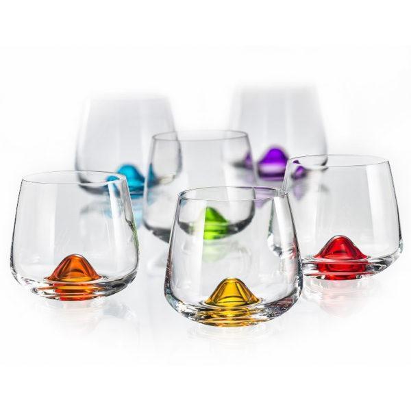 Набор стаканов для виски Islands 6 шт по 310 мл Bohemia 25267/4725/310