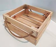 Деревянный ящик 2 планки