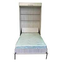 Шкаф кровать трансформер 120см