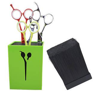Подставки для парикмахерских ножниц