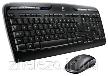 Комплект (клавіатура, миша) Logitech MK330 Wireless Desktop (920-003995), фото 2