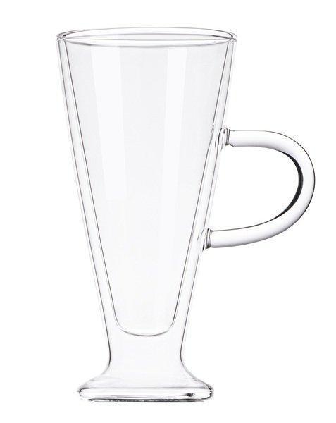Набор чашек для латте с двойным дном 230 мл 2 шт Ardesto AR-2623-GH