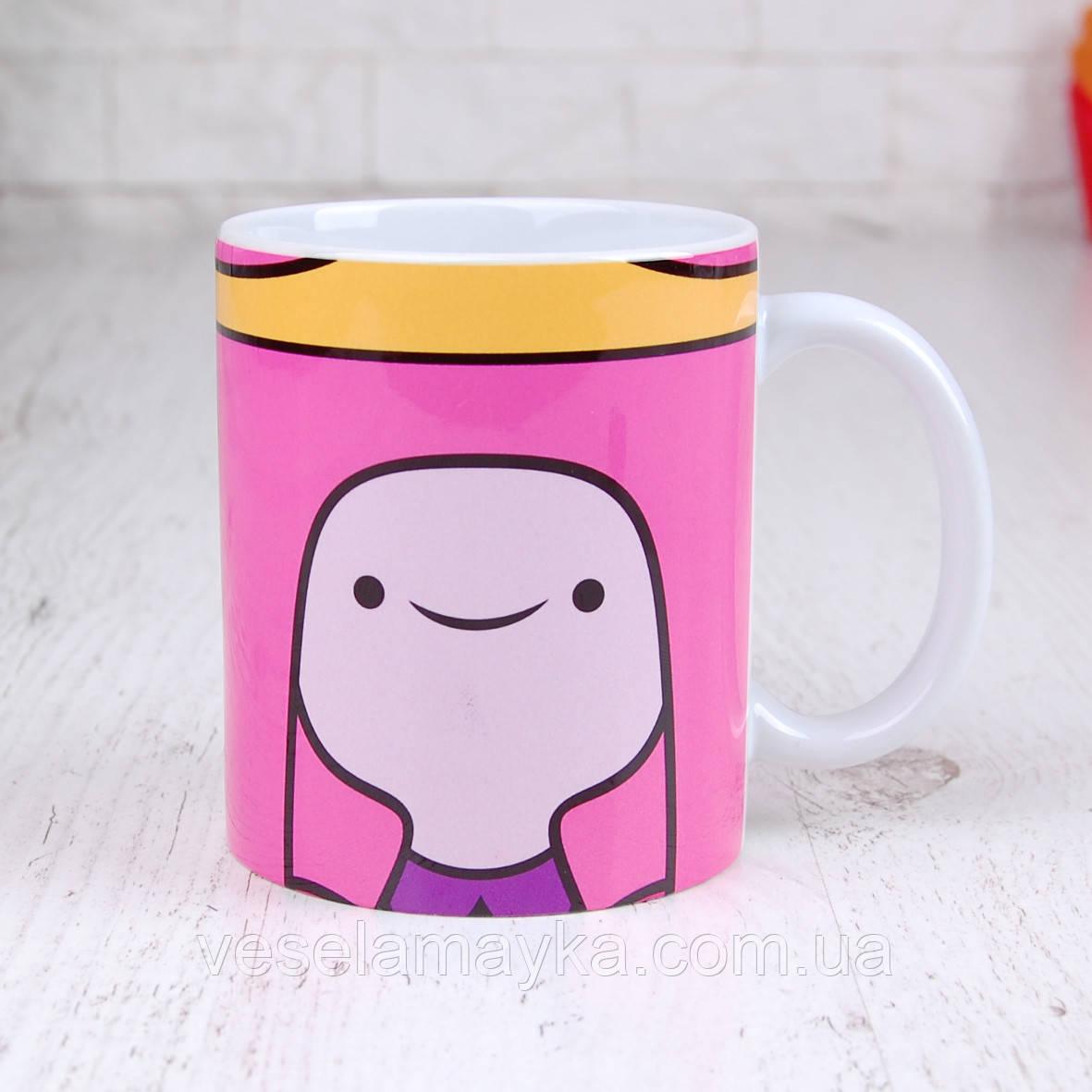 Чашка Принцеса Бубльгум (Жуйка) 2