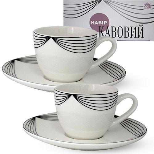 Сервіз кавовий Snt Жардін 1453-5 12 предметів