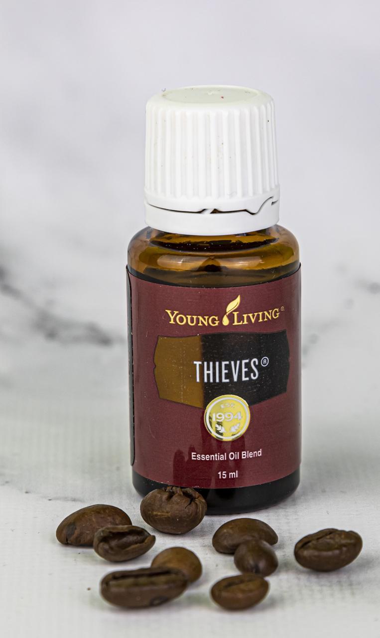 """Эфирная смесь """"Похитители"""" (Thieves) Young Living 15мл"""