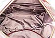 Большая дорожная сумка Black Diamond из натуральной кожи, фото 10