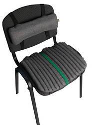 Ортопедичні подушки, накидки для сидіння на стільцях