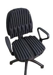 Ортопедичні подушки, накидки для комп'ютерних крісел