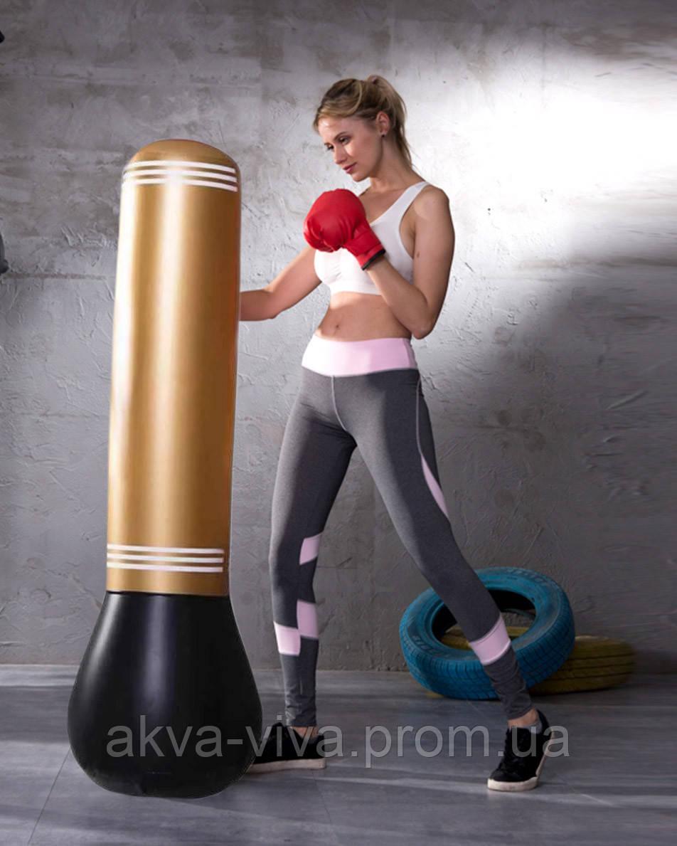 Груша боксерская надувная (ГБ-100)