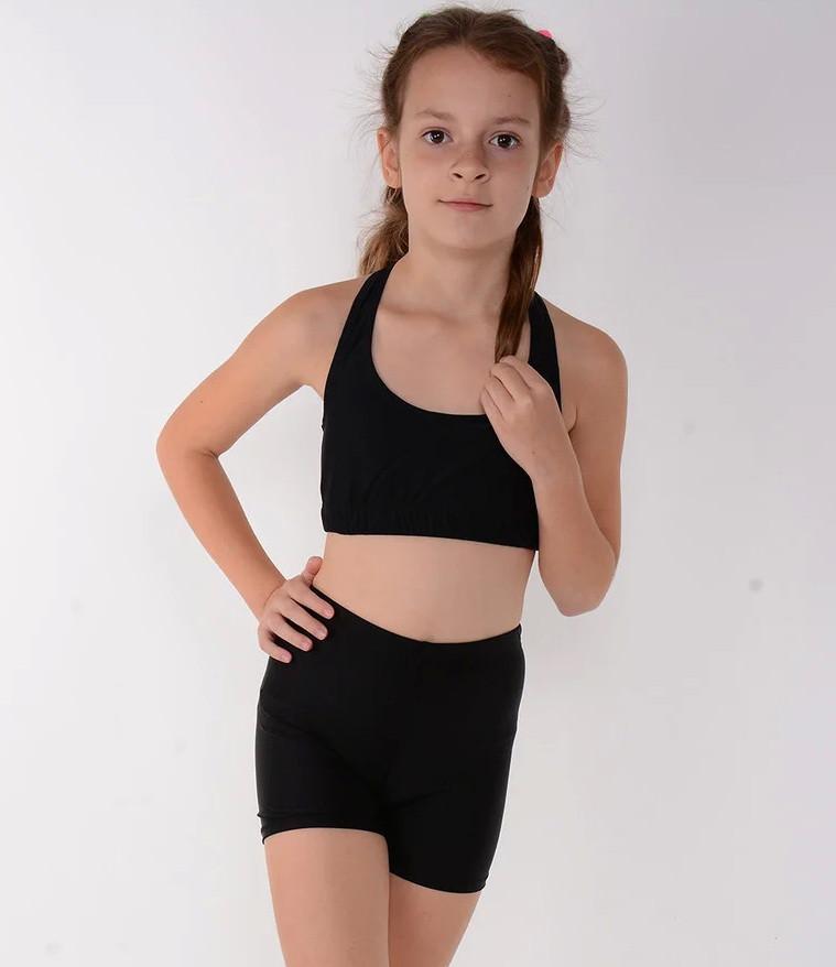 Топ для занятий  танцами , спортом , фитнесом бифлекс