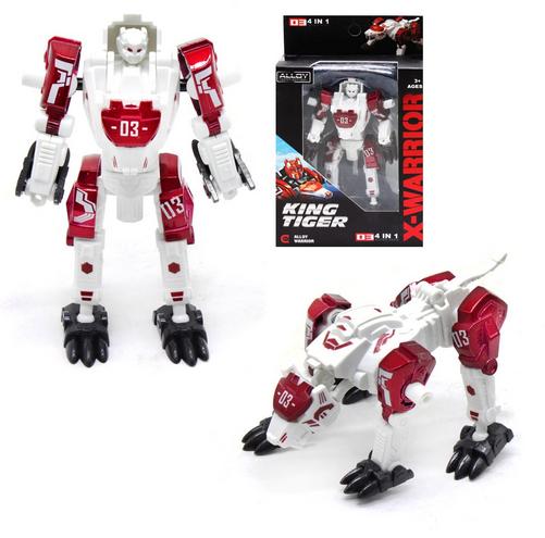 Трансформер робот игрушка.Робот трансформируется в животное