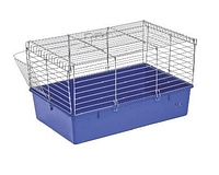 Клетка для  кролика, морской свинки 50см, хром, 50х27х30см