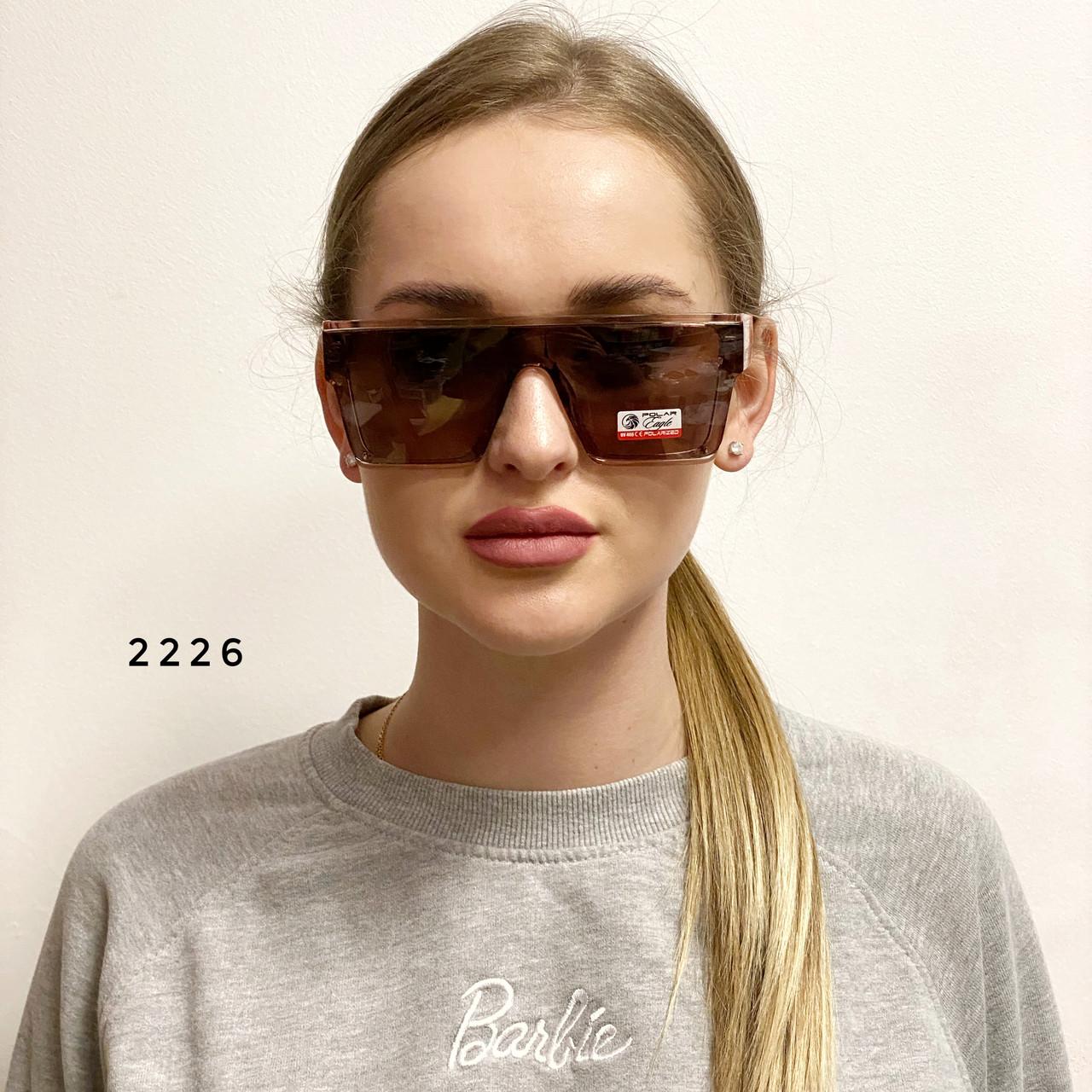 Сонцезахисні окуляри-маска
