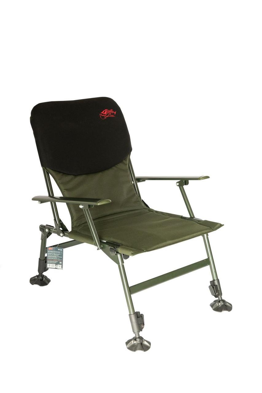 Кресло Fisherman Tramp. Кресло для пикника. Раскладное кресло для отдыха. Раскладной стул.