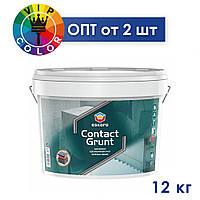 Eskaro Contact Grunt 12 кг адгезионный акриловый грунт 4820166522743