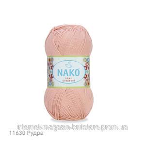 Пряжа Nako Solare Amigurumi Пудровый