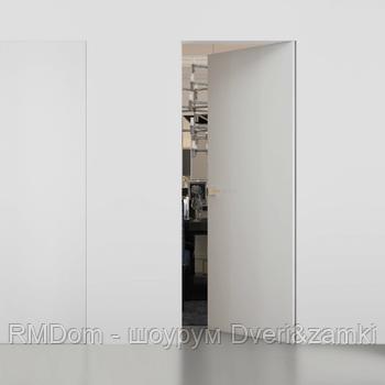 Міжкімнатні двері прихованого монтажу Папа Карло Prime-AL INSIDE  (с)