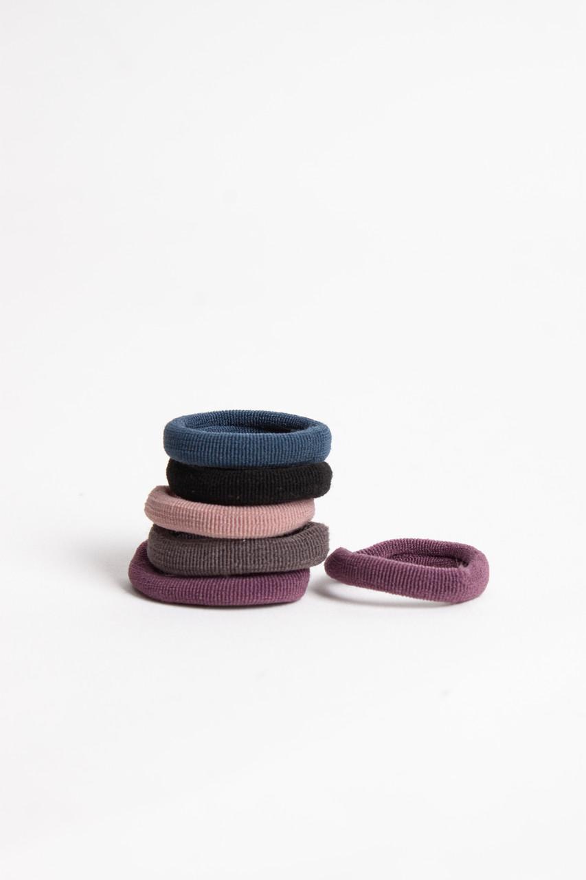 Набор резинок FAMO Керлайн разноцветные  2 One size (5-7604)