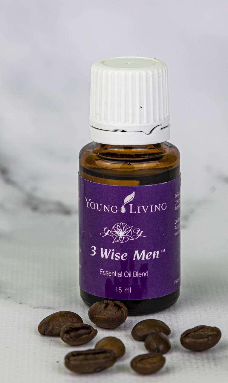 """Эфирная смесь """"Три мудреца"""" (3 Wise Men) Young Living 15мл"""