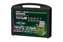 Чемоданчик с тестами для воды JBL ProAquaTest Lab ProScape  (с таблицей)