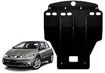 Защита двигателя Honda Civic VIII 2006-2011 5d