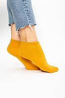 Женские носки FAMO Носочки Алиа желтый 36-39 (# 9251-19)