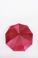 Жіночий парасольку FAMO Парасолька Джим бордовий 114*56*33 (V1055)