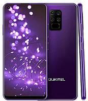 Смартфон 6,55'' экран 4 камеры 4/64Gb 8 ядер Oukitel C18 Pro
