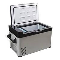 Автохолодильник компрессорный Voin 37 л до -20°C 12-24-220 В (VCCF-40)