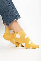 Женские носки FAMO Носочки Рета желтый 36-38 (V-280-7)