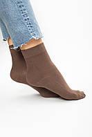 Женские носки FAMO Носочки Рэй коричневый 36-39 (NF-2011-26)