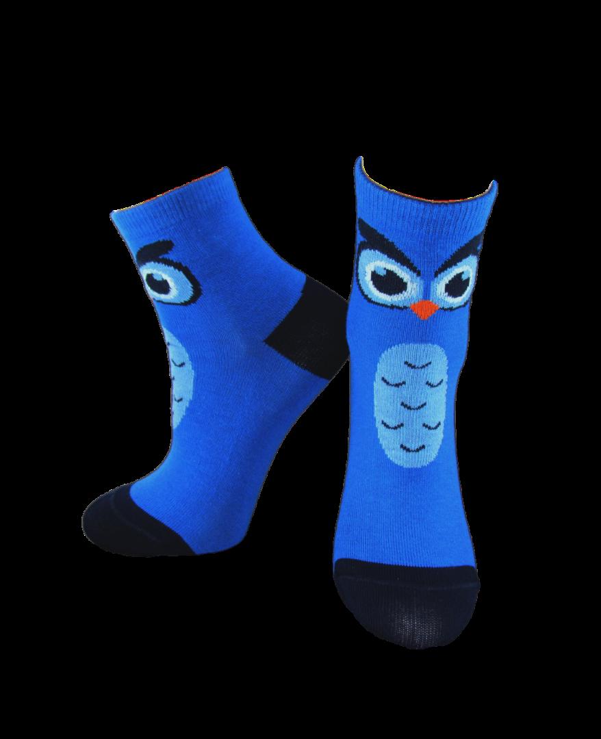 Шкарпетки дитячі Легка Хода 9212 волошковий
