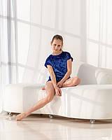 Домашня одяг, піжама/костюм для дівчинки. Футболка+шорти., фото 1