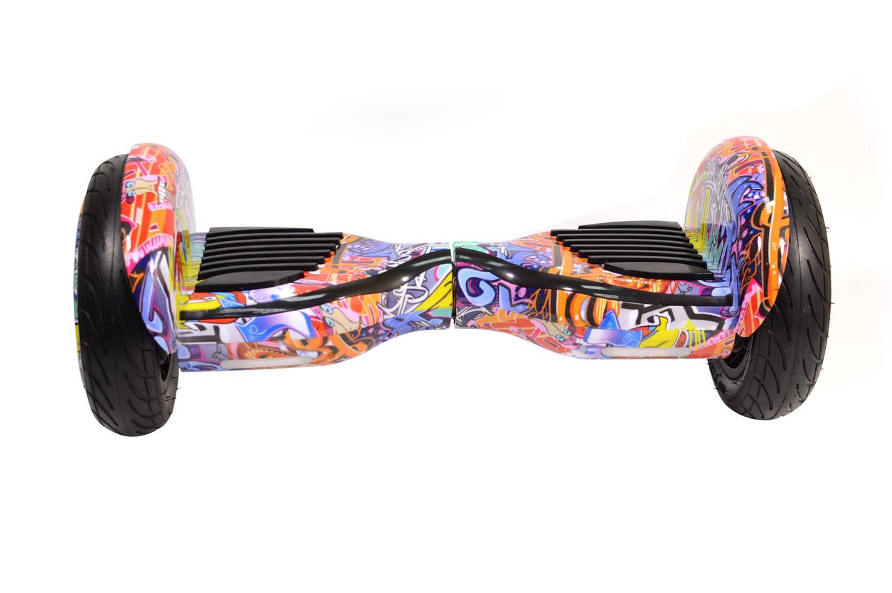 Гироборд Smart Balance U20 Premium Гироскутер 10,5 дюймов (смарт баланс) Оранжевый Хип-Хоп