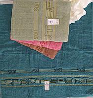 Рушник для сауни і лазні р. 160*80 см махровий Malloory Home №9091