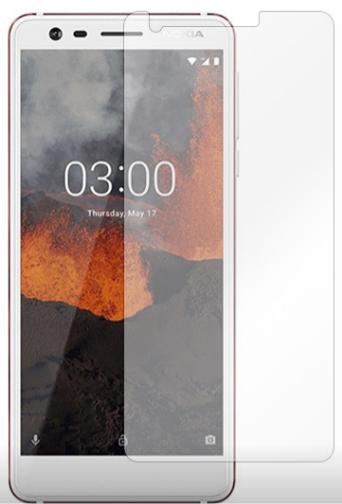 Гидрогелевая защитная пленка AURORA AAA на Nokia 3.1 на весь экран прозрачная