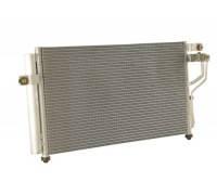 Радиатор кондиционера Hyundai Accent (2006-2010)