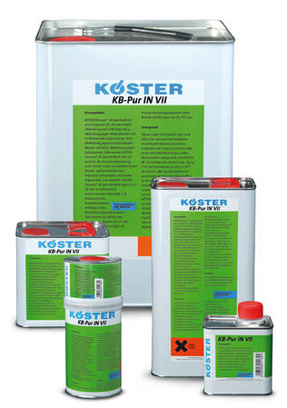 KÖSTER KB-Pur IN 7 Injektionsschaum  (канистра - 1 кг)
