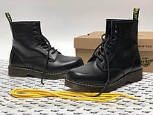 Мужские черные Ботинки Dr.Martens